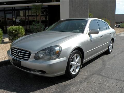 Infiniti Q45 Luxury Sdn 2003