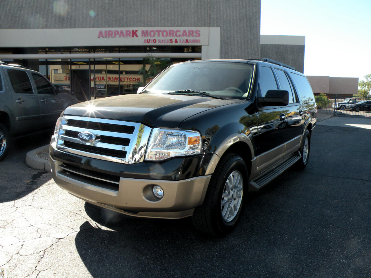 Ford Expedition EL 2WD 4dr XLT 2014