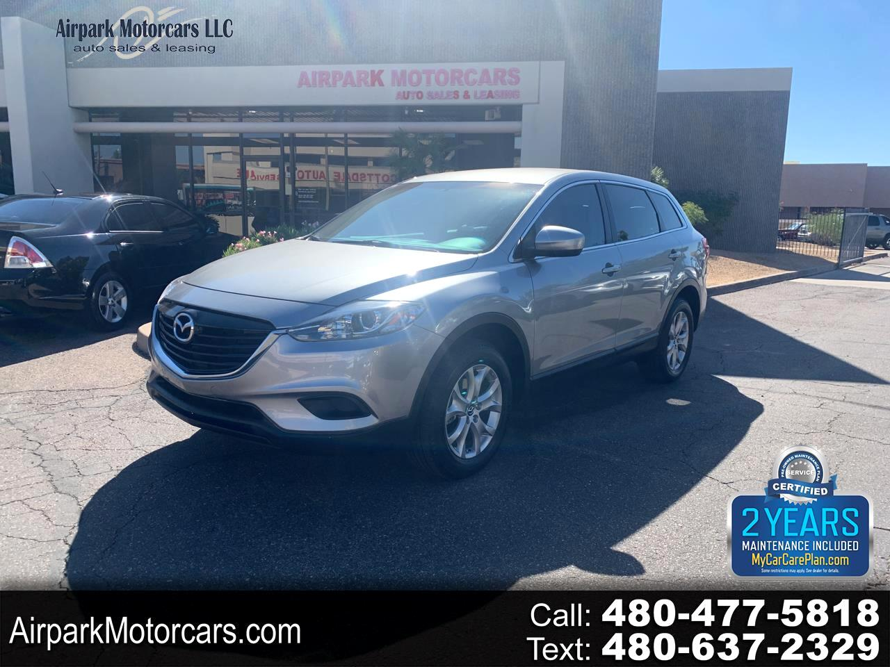 Mazda CX-9 FWD 4dr Touring 2015