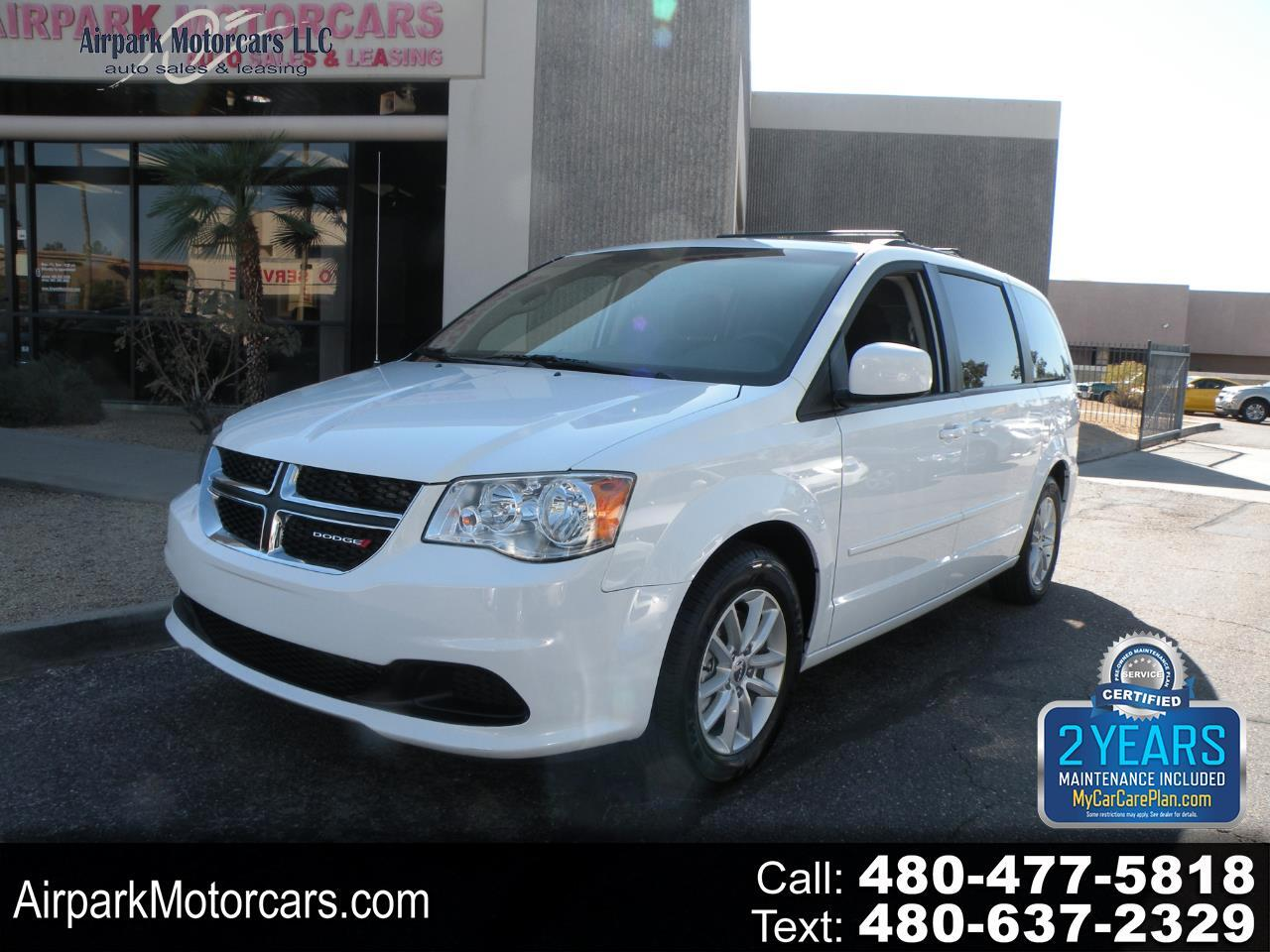 Dodge Grand Caravan 4dr Wgn SXT 2015