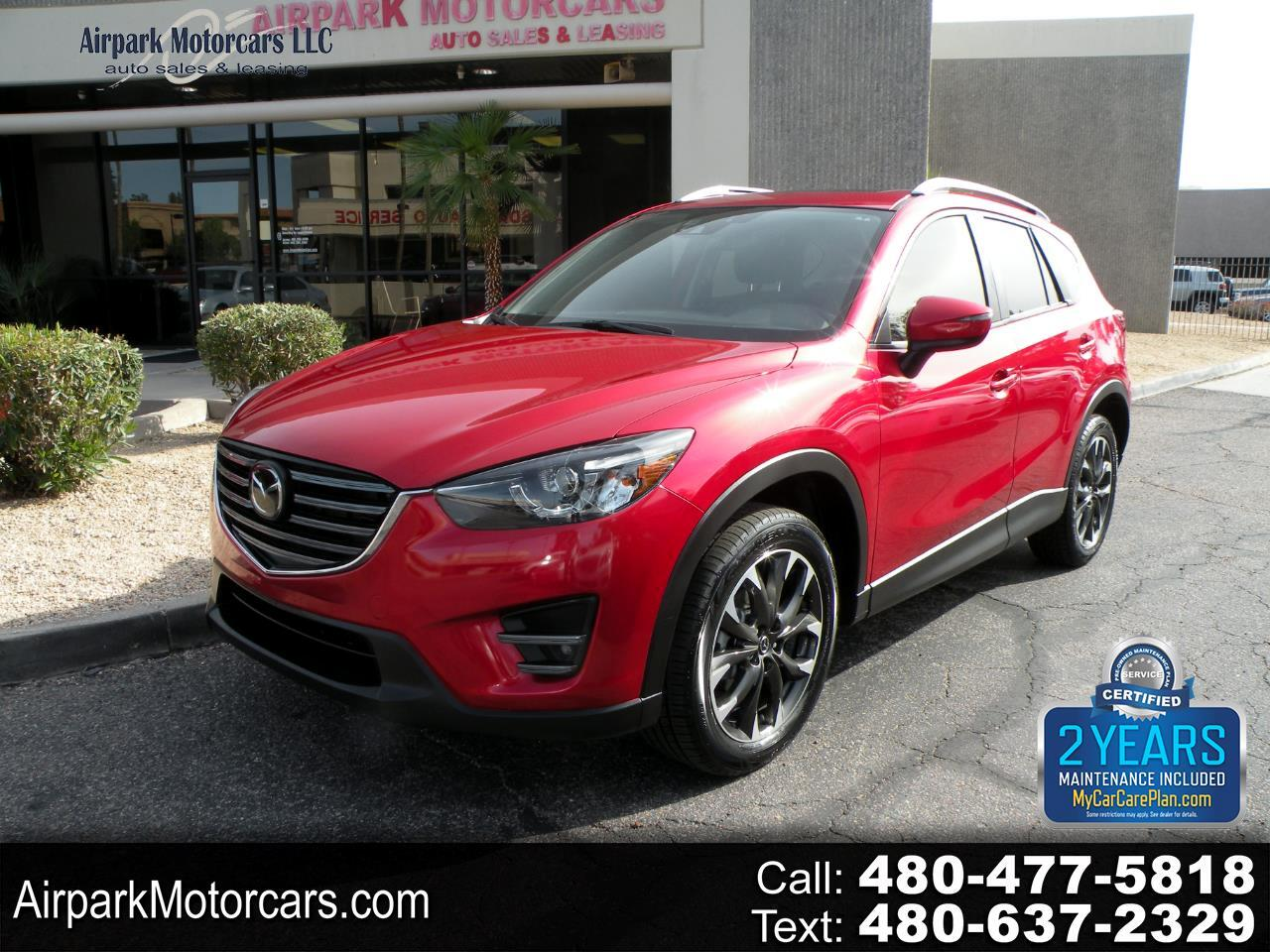 Mazda CX-5 FWD 4dr Auto Grand Touring 2016