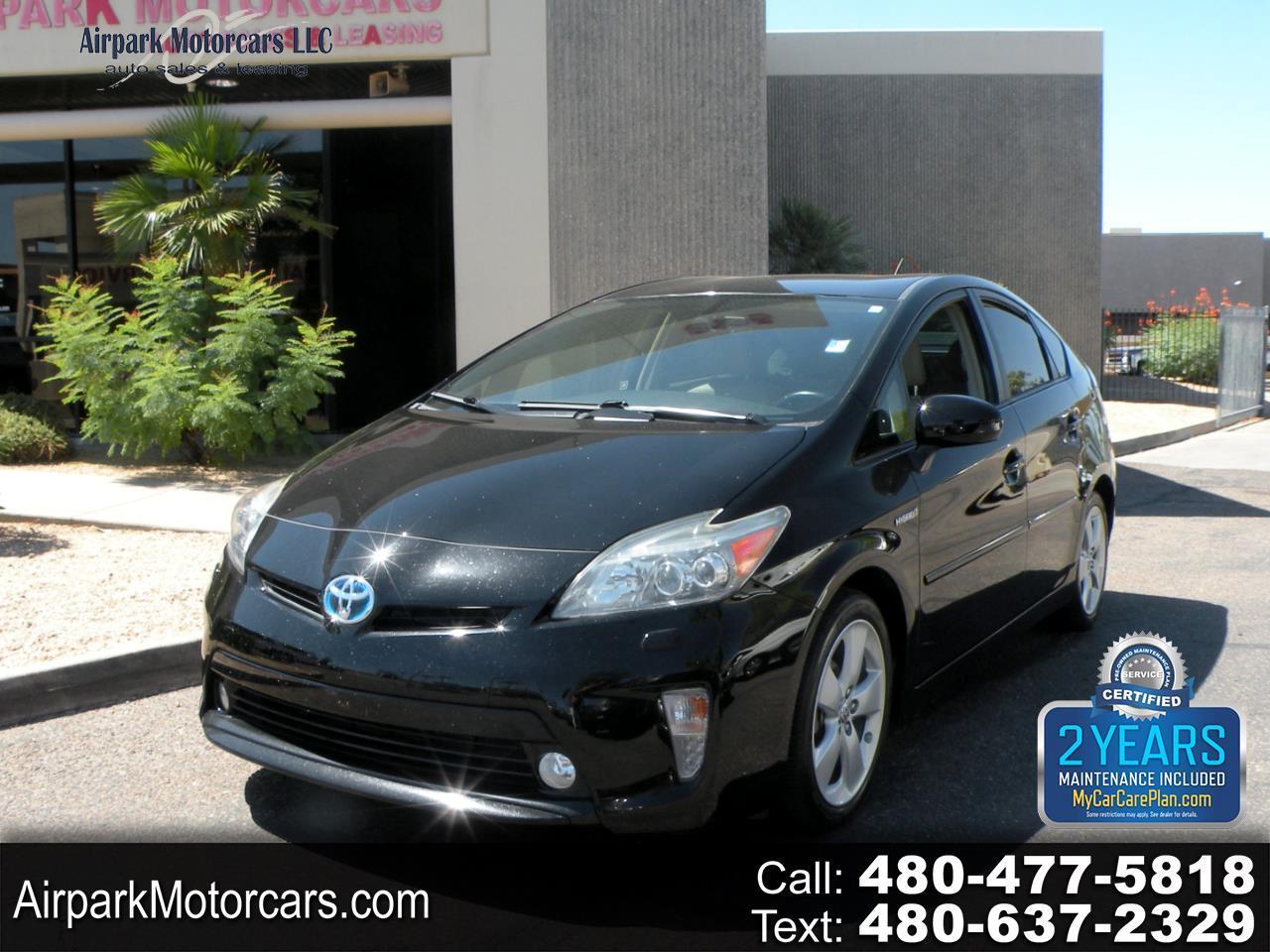 Toyota Prius 5dr HB V (Natl) 2013