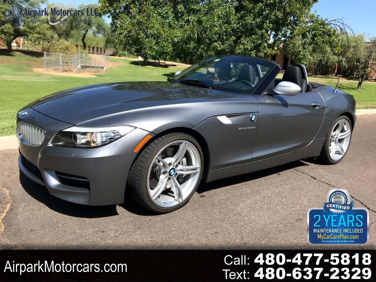 BMW Z4 2dr Roadster sDrive35is 2011