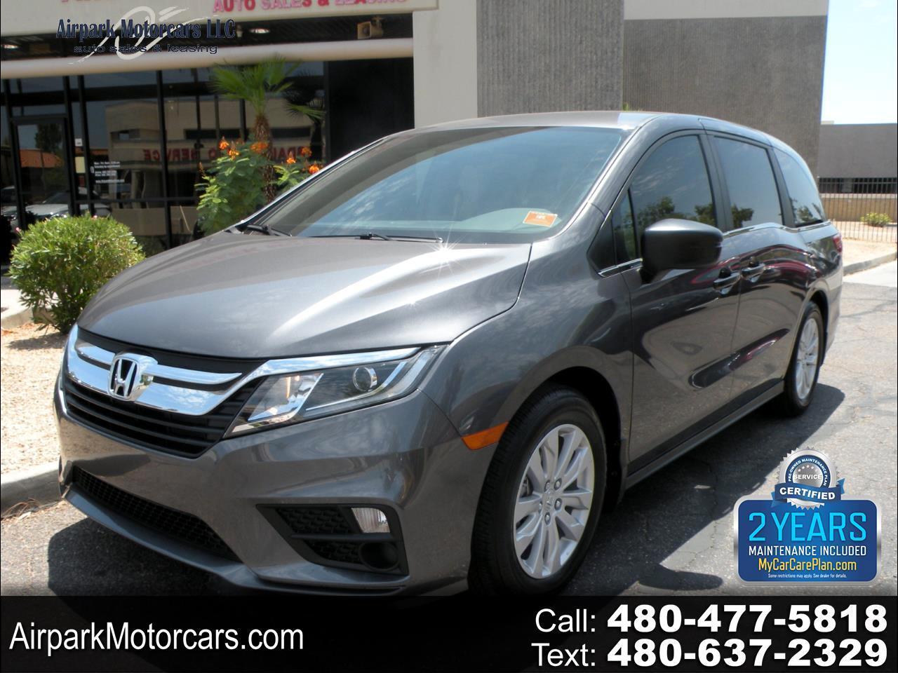 Honda Odyssey LX Auto 2019