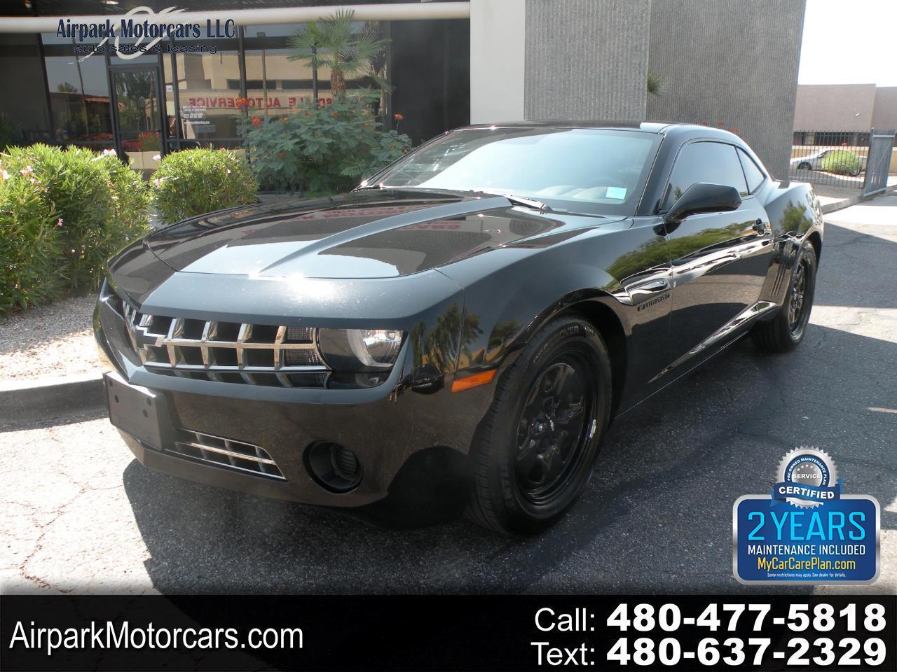 Chevrolet Camaro 2dr Cpe 1LS 2012