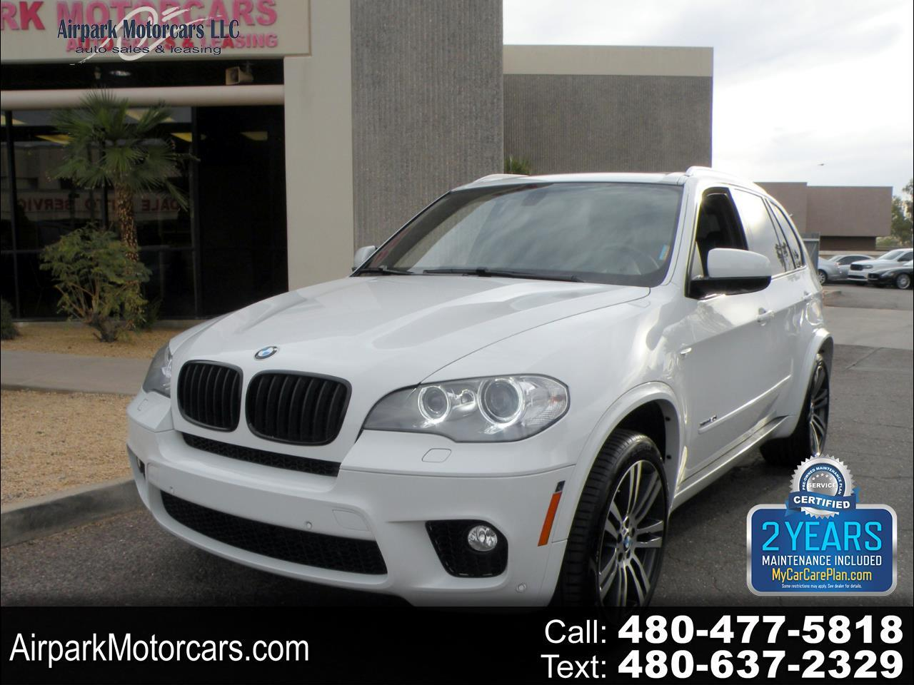 BMW X5 AWD 4dr xDrive50i 2013