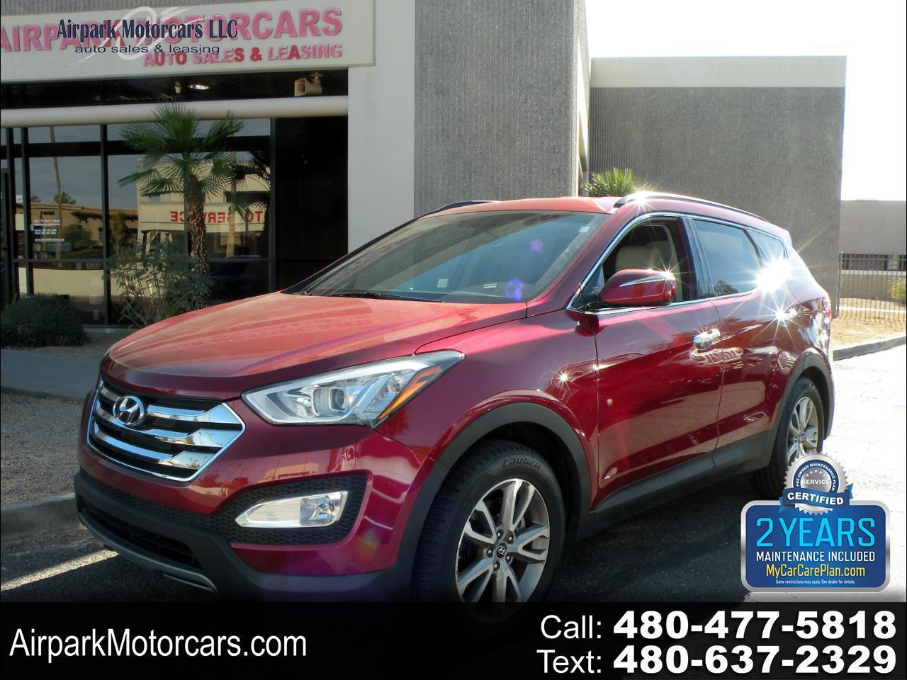 Hyundai Santa Fe Sport 2.0T Auto 2014