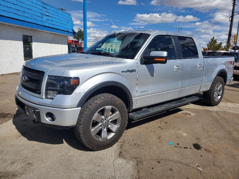 Ford 1/2 Ton Trucks  2013