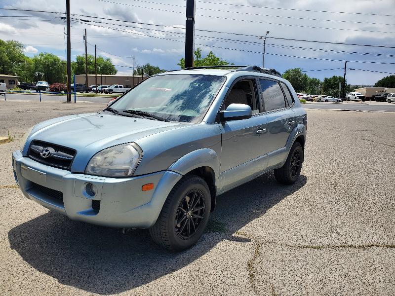Hyundai Tucson GLS 2.7 2WD 2006
