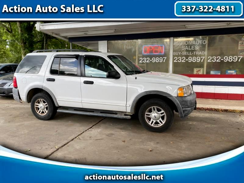 Ford Explorer XLS 2WD 2002
