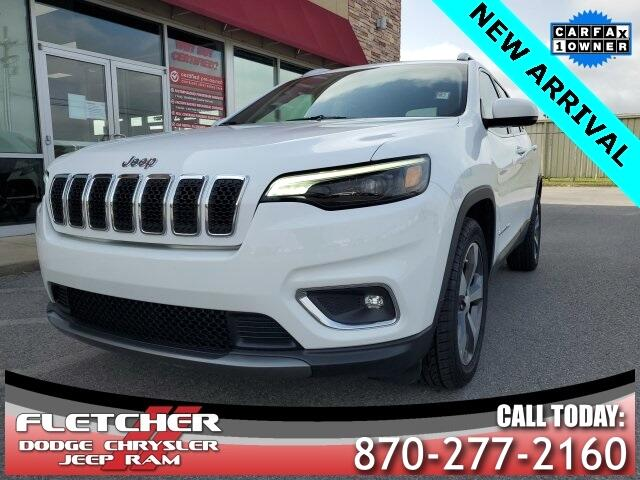 Jeep Cherokee Limited FWD 2019