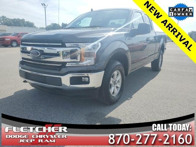 Ford F-150 XLT SuperCab 8-ft. Bed 4WD 2020