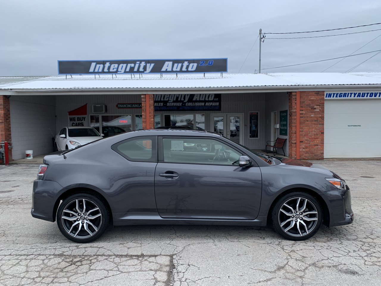 Scion tC 3dr HB Auto (Natl) 2016
