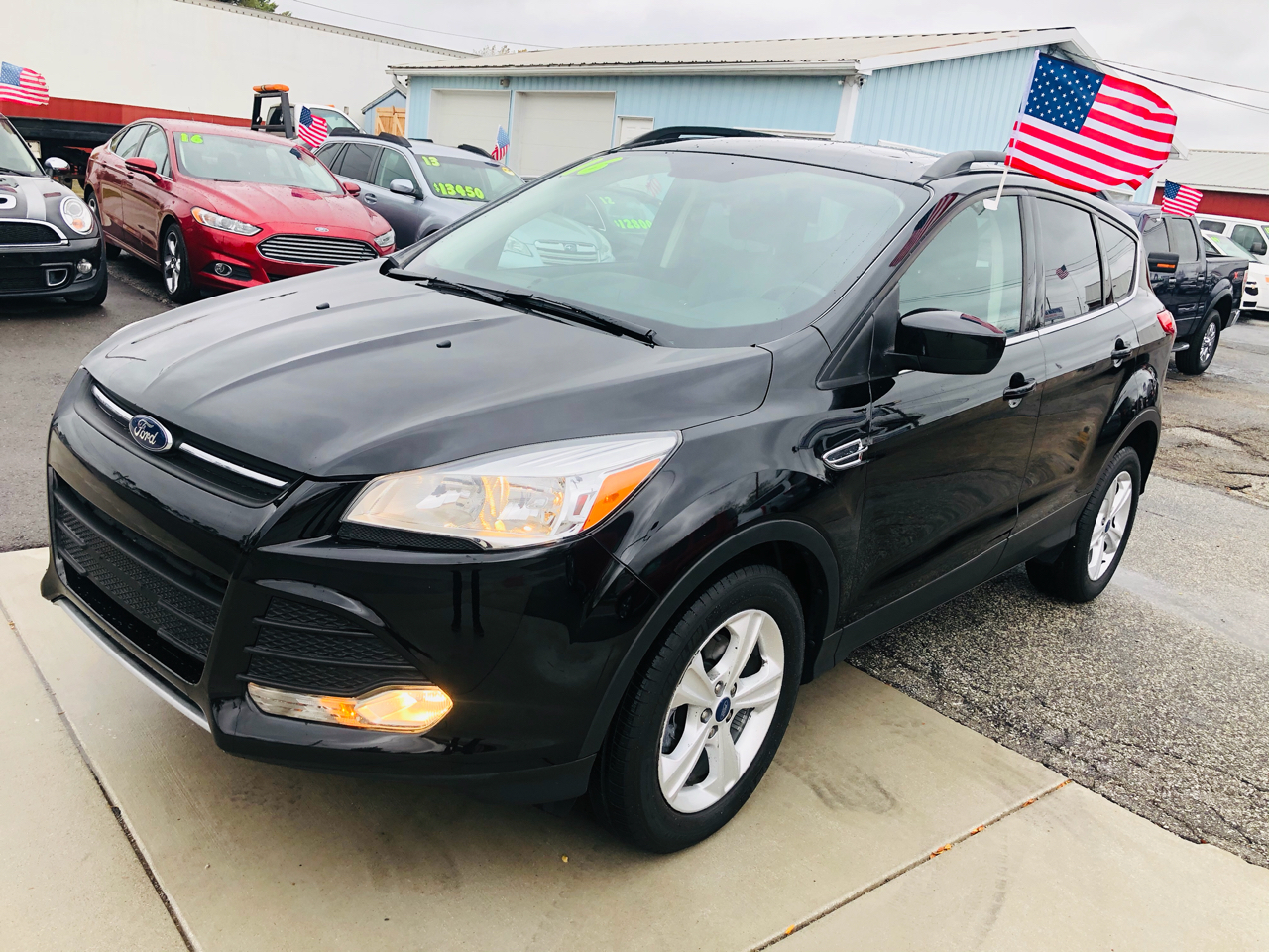 Ford Escape 2WD 4dr I4 Auto XLT 2016