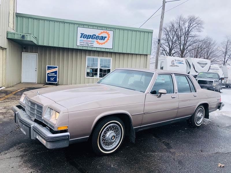 Buick LeSabre Limited 1983