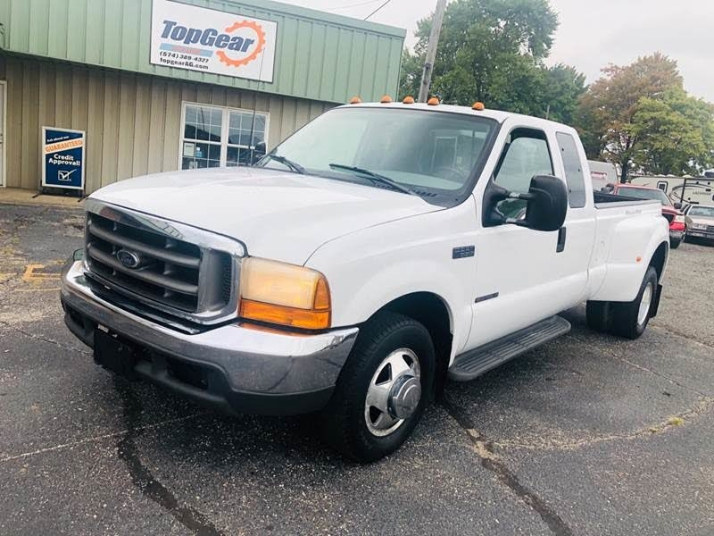 Ford F-350 SD XL SuperCab 2WD DRW 2000