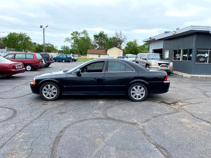 Lincoln LS V8 2001