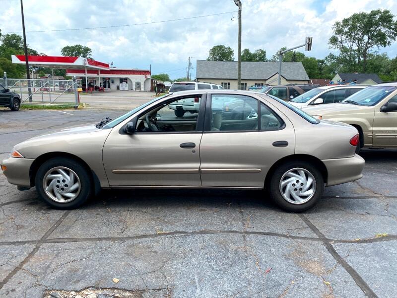 Chevrolet Cavalier LS Sedan 1996