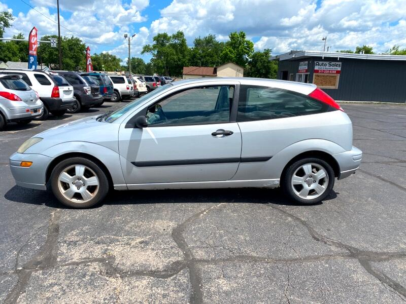 Ford Focus ZX3 2003
