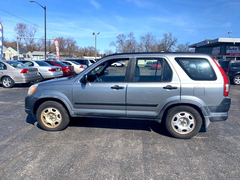 Honda CR-V LX 2WD AT 2006