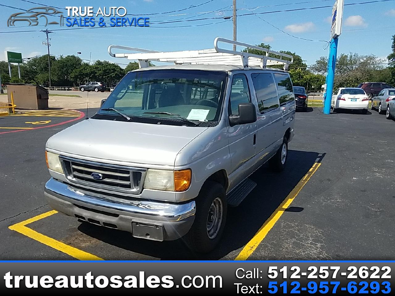 Ford Econoline E-350 XL Super Duty 2006