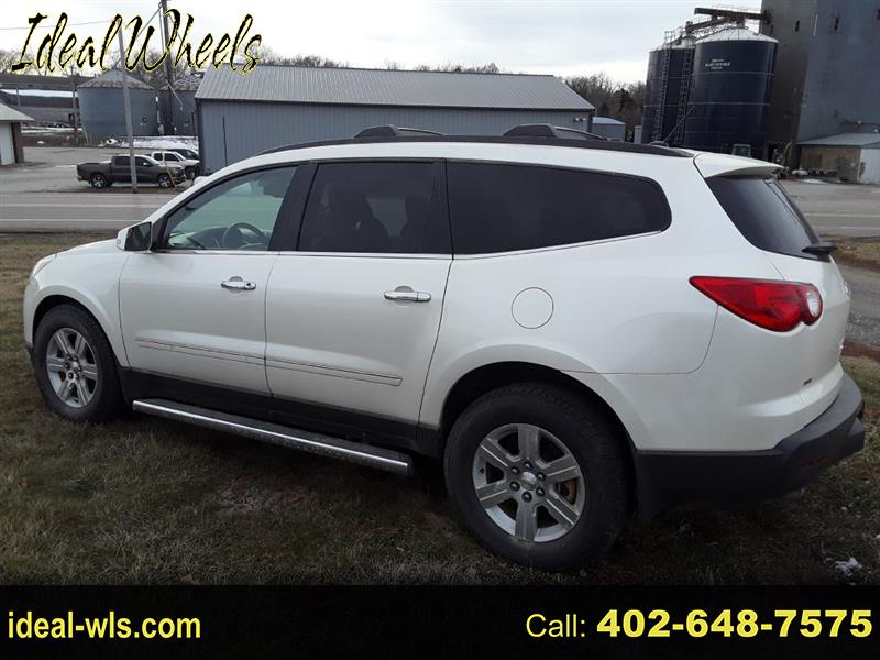 Chevrolet Traverse LTZ AWD 2011