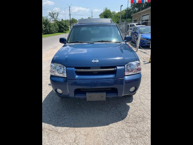 Nissan Frontier XE Crew Cab 2WD 2001