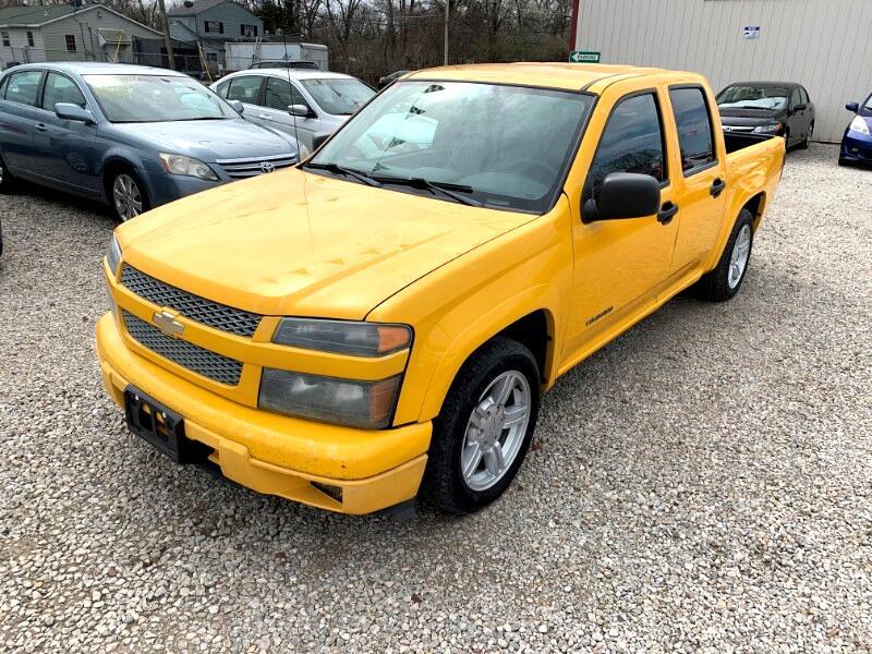 Chevrolet Colorado Z85 Crew Cab 2WD 2004