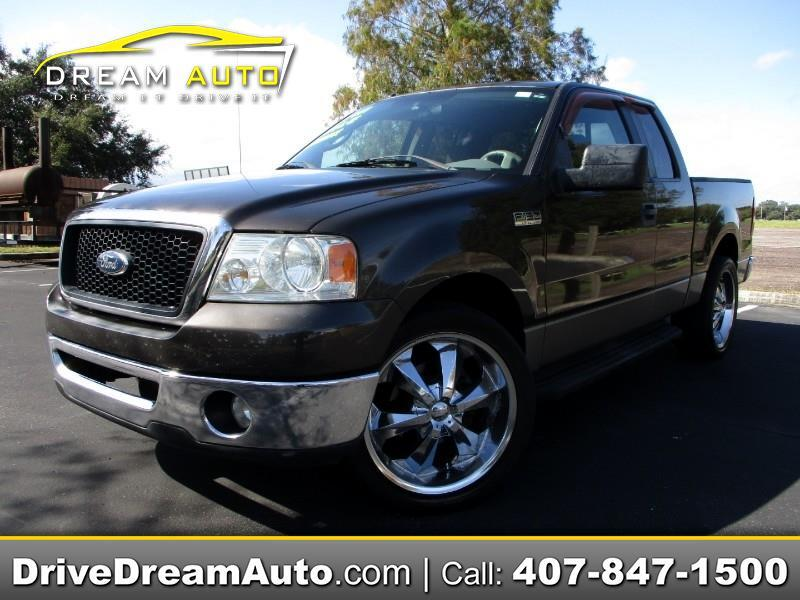 Ford F-150 Lariat SuperCab 2WD 2007
