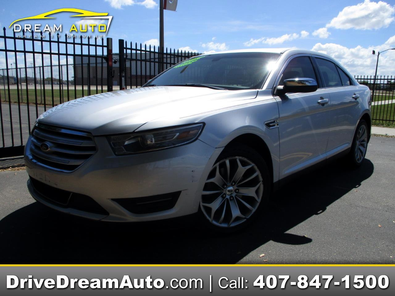 Ford Taurus Limited AWD 2013