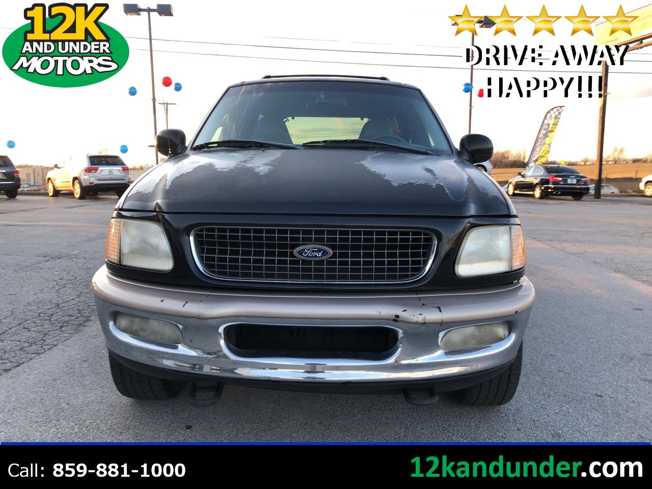 "Ford Expedition 119"" WB Eddie Bauer 4WD 1998"