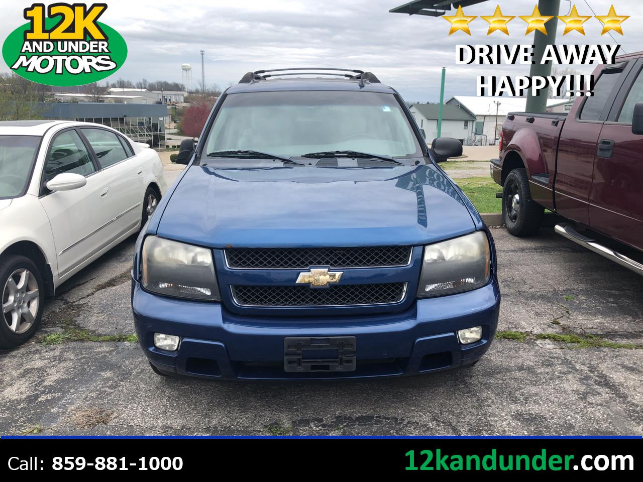 Chevrolet TrailBlazer 4dr 4WD EXT LT 2006