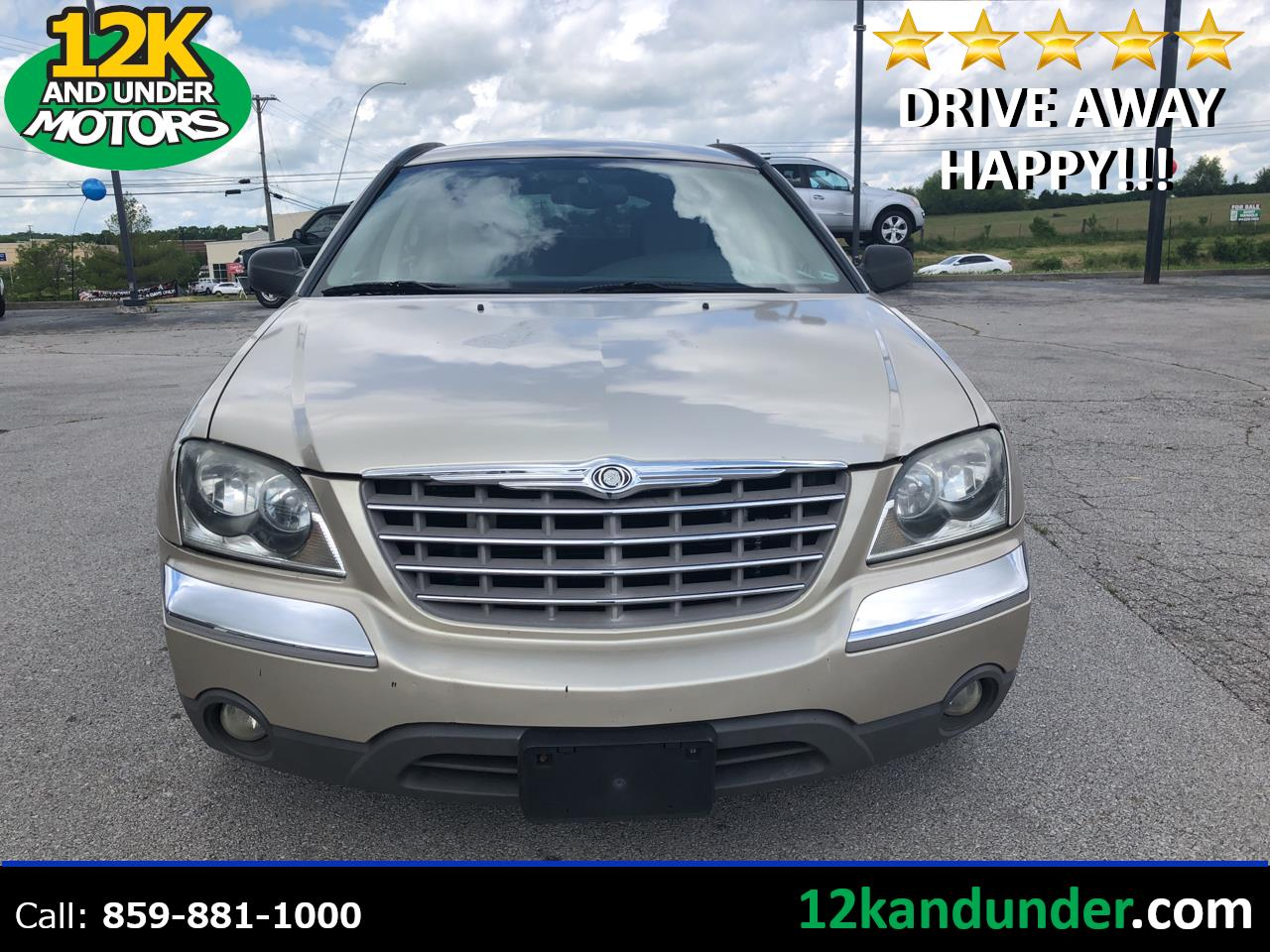 Chrysler Pacifica 2004 4dr Wgn FWD 2004