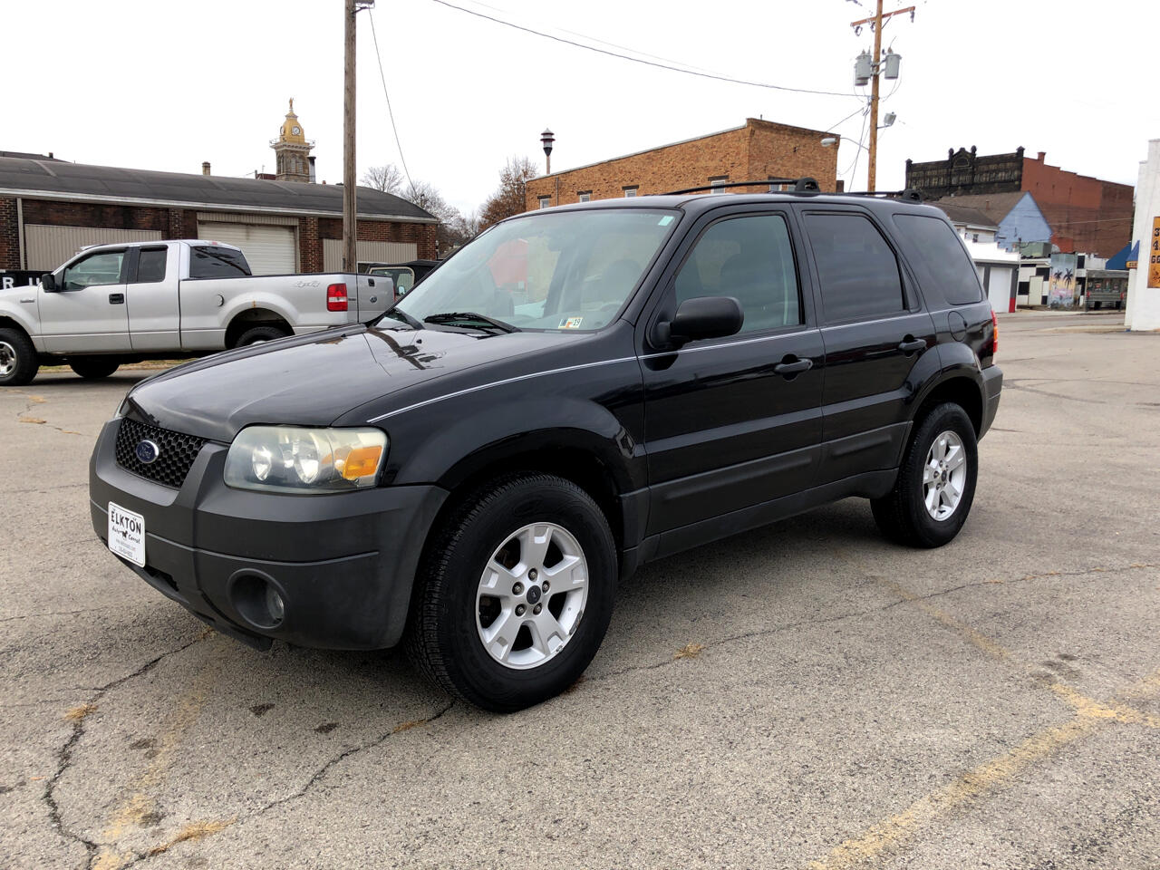 Ford Escape 4WD 4dr XLT 2005