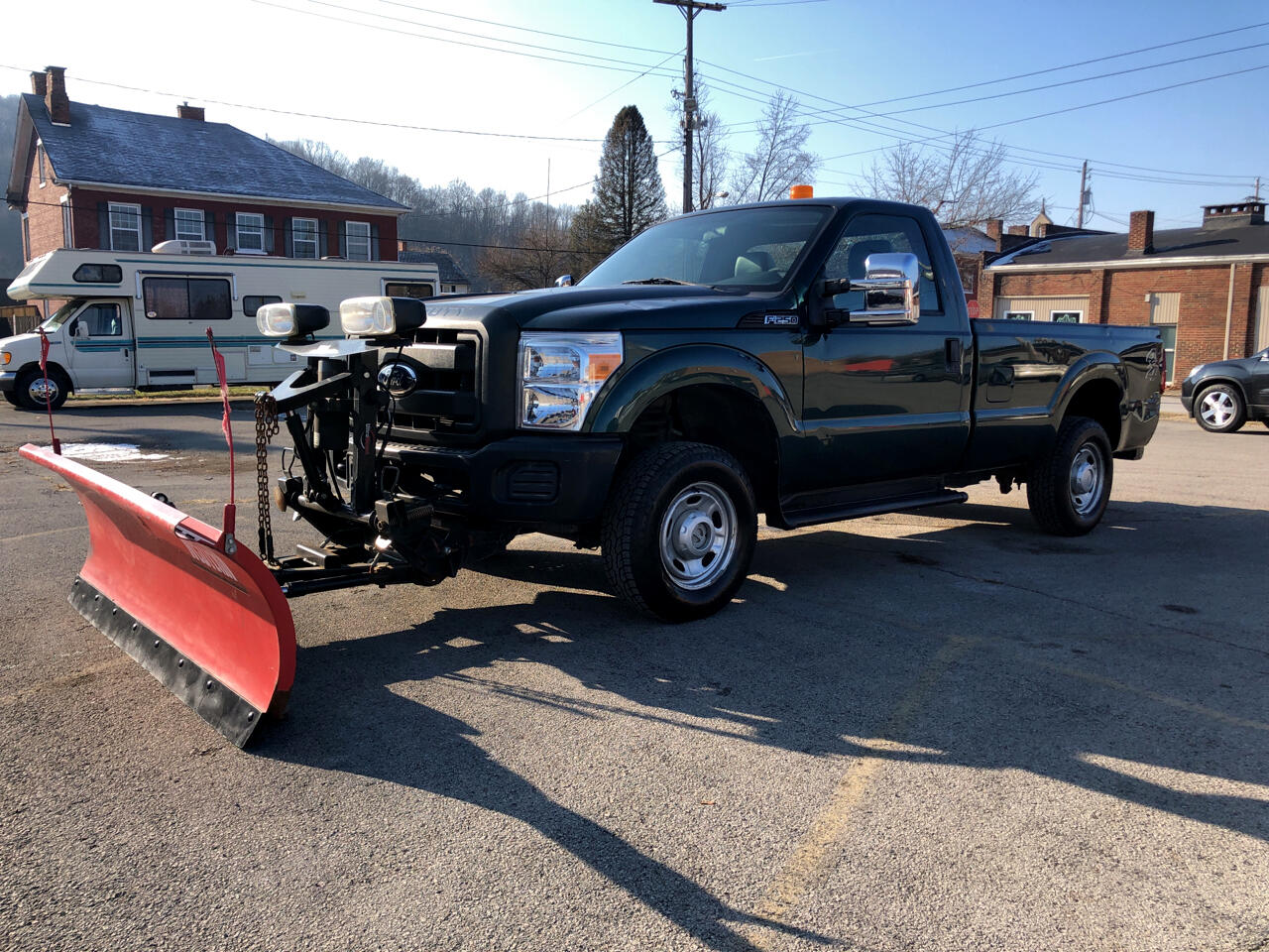 Ford F-250 SD XL 4WD 2011