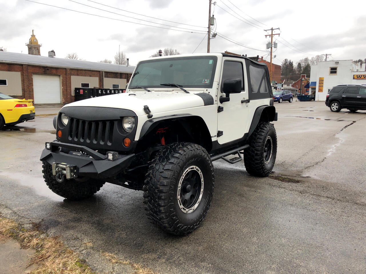 used 2008 jeep wrangler x in lisbon oh auto com 1j4fa24148l582047 auto com