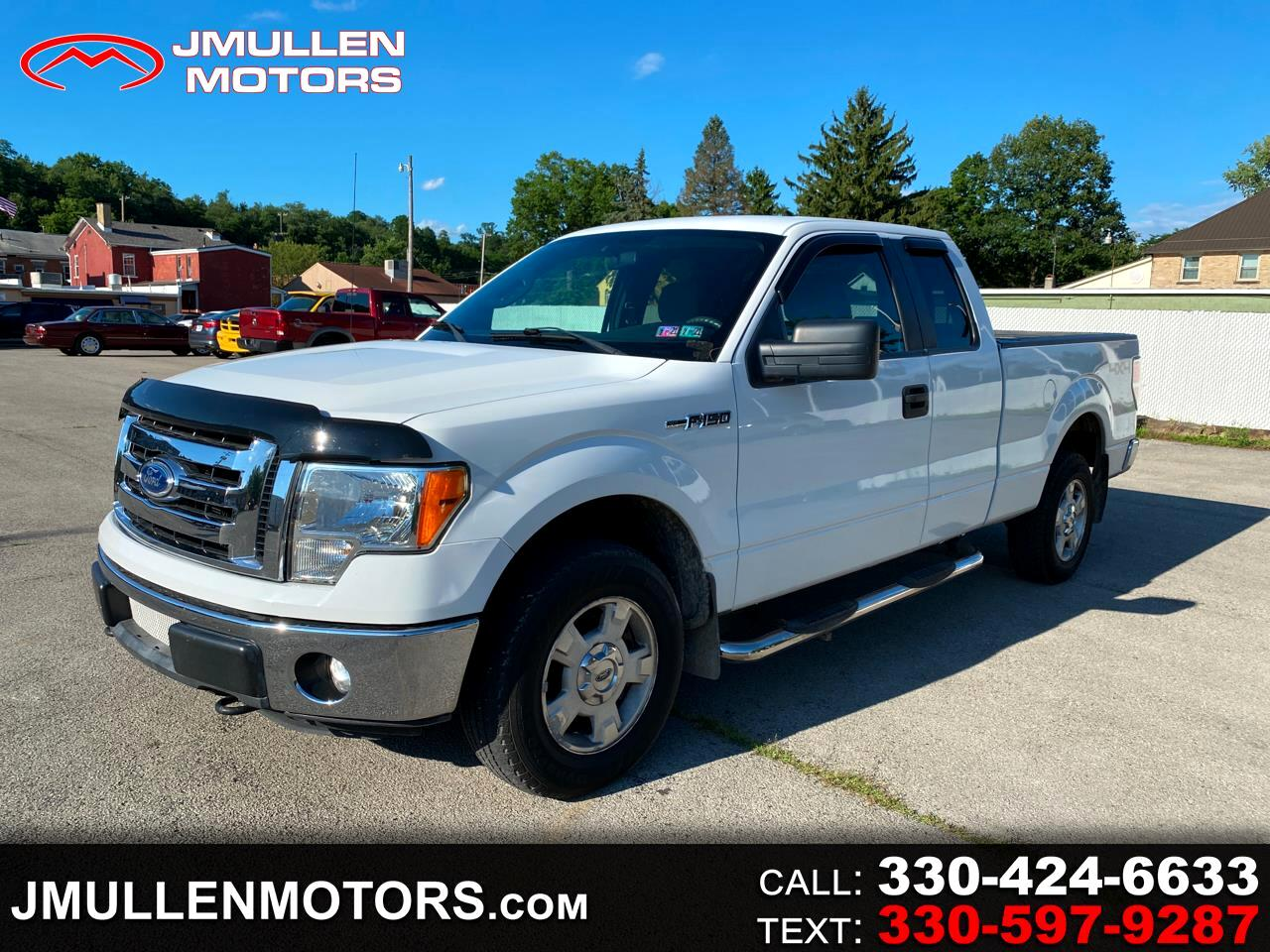 Ford F-150 XLT SuperCab 4WD 2011
