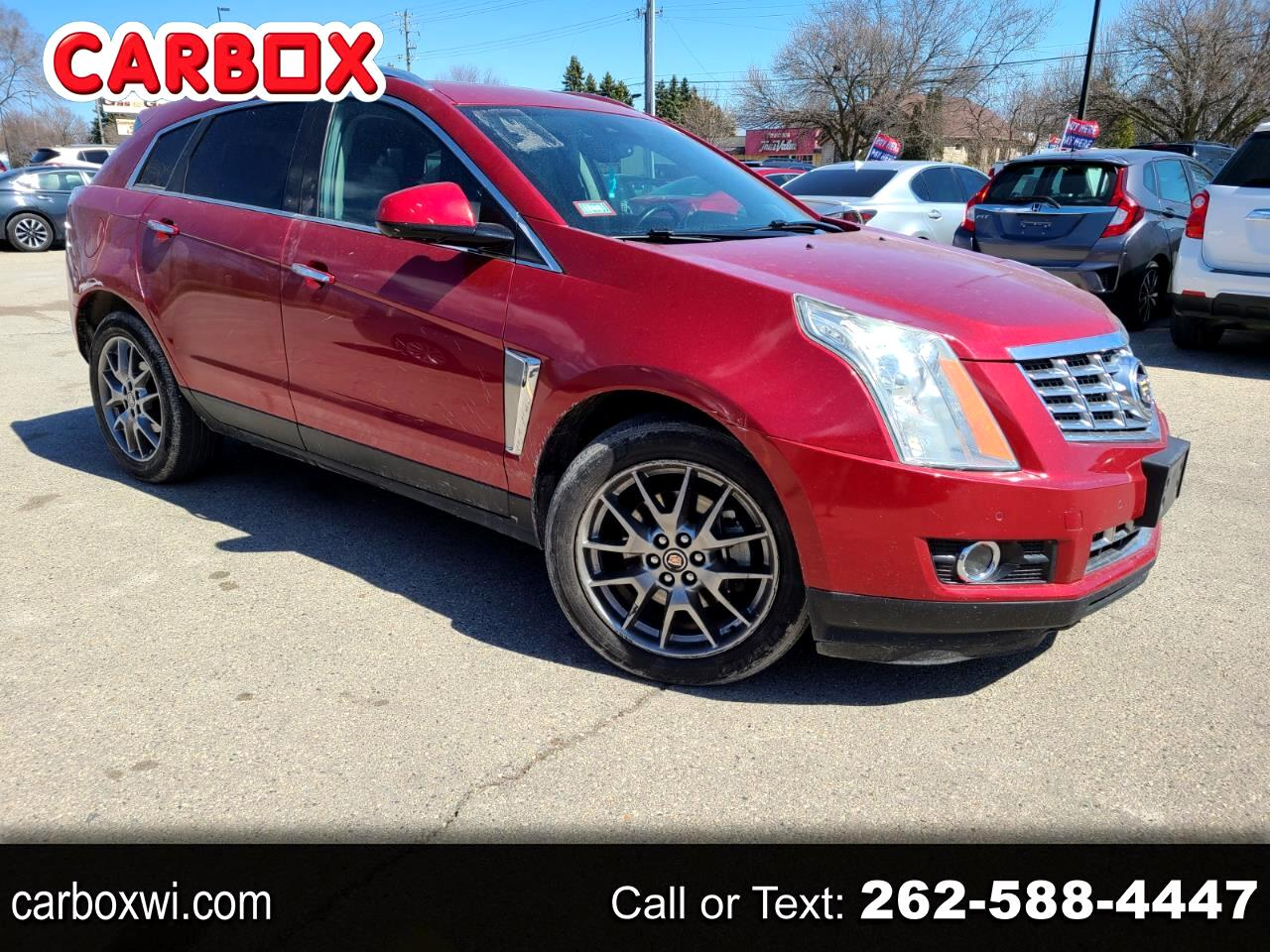 Cadillac SRX Performance Collection FWD 2016