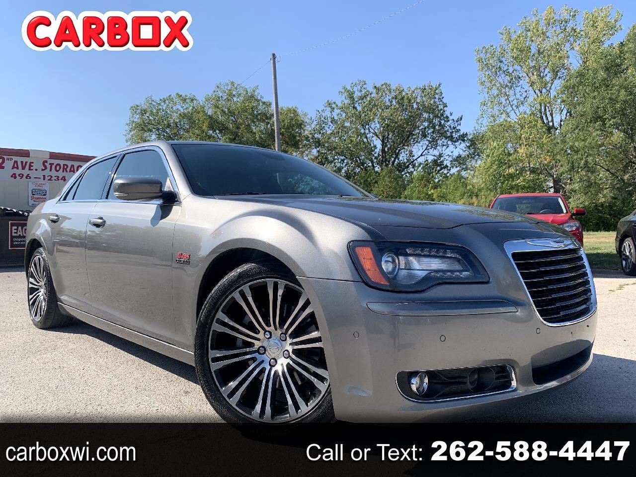 Chrysler 300 S V8 RWD 2012