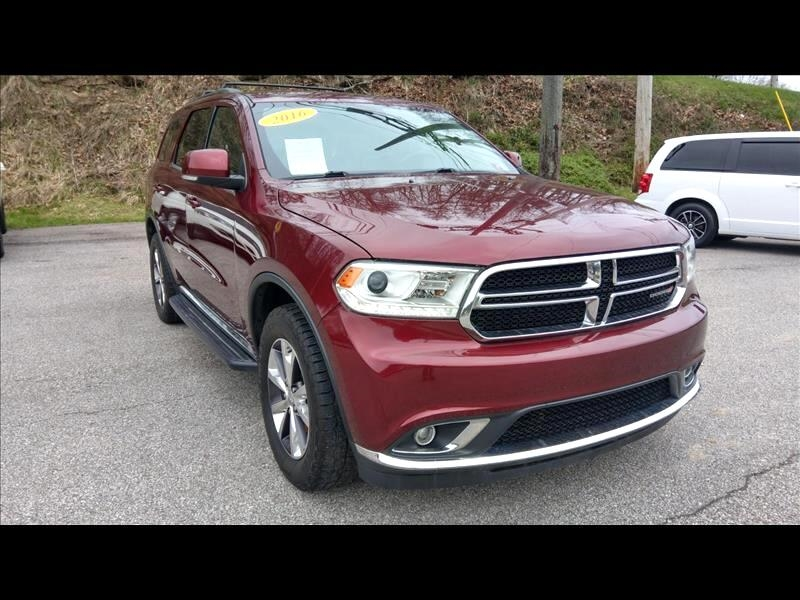 Dodge Durango Limited AWD 2016