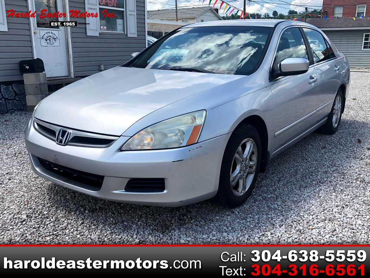Honda Accord LX SE Sedan 2006