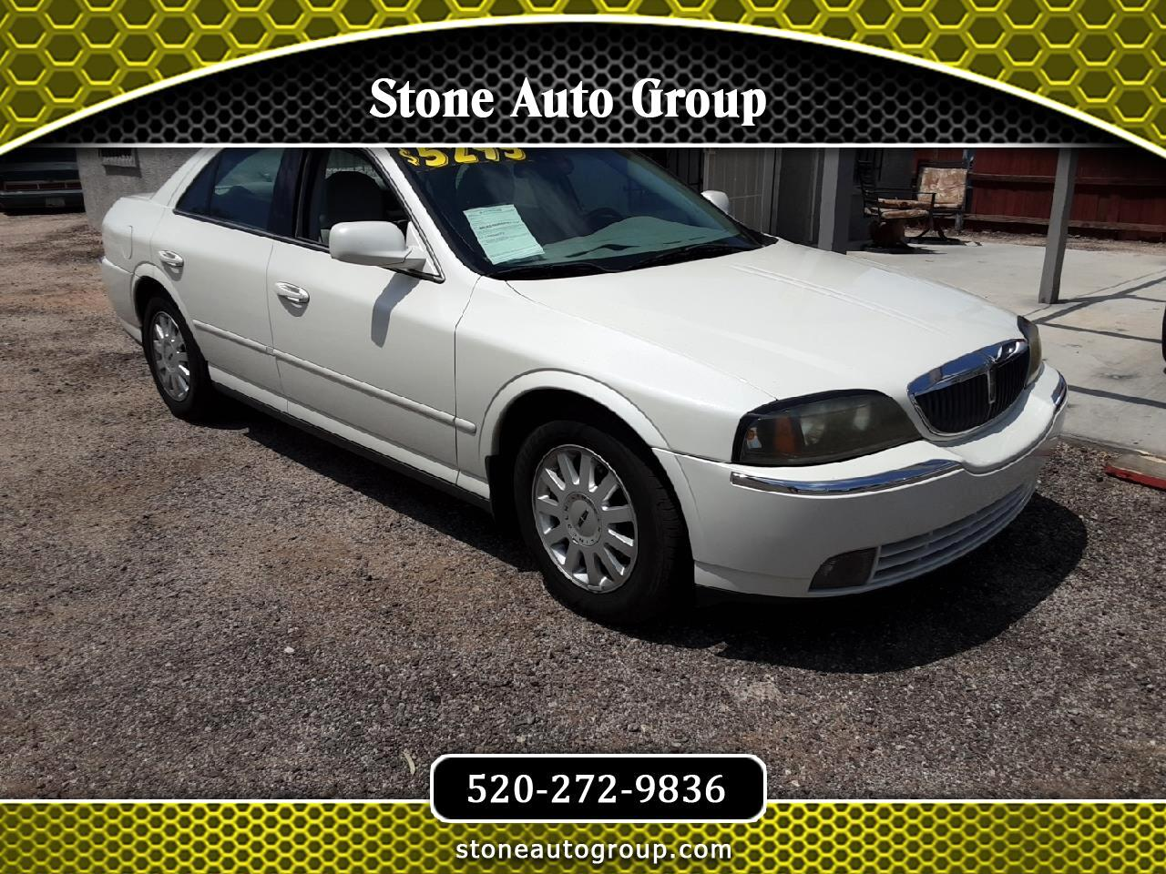 Lincoln LS V6 Luxury 2004
