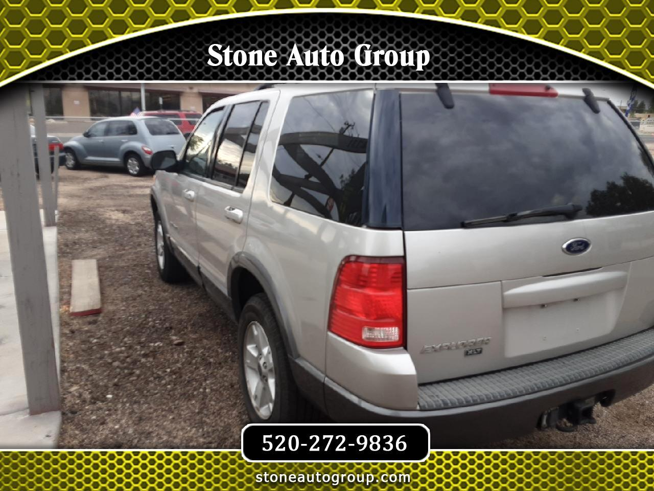 Ford Explorer NBX 4.0L 4WD 2004