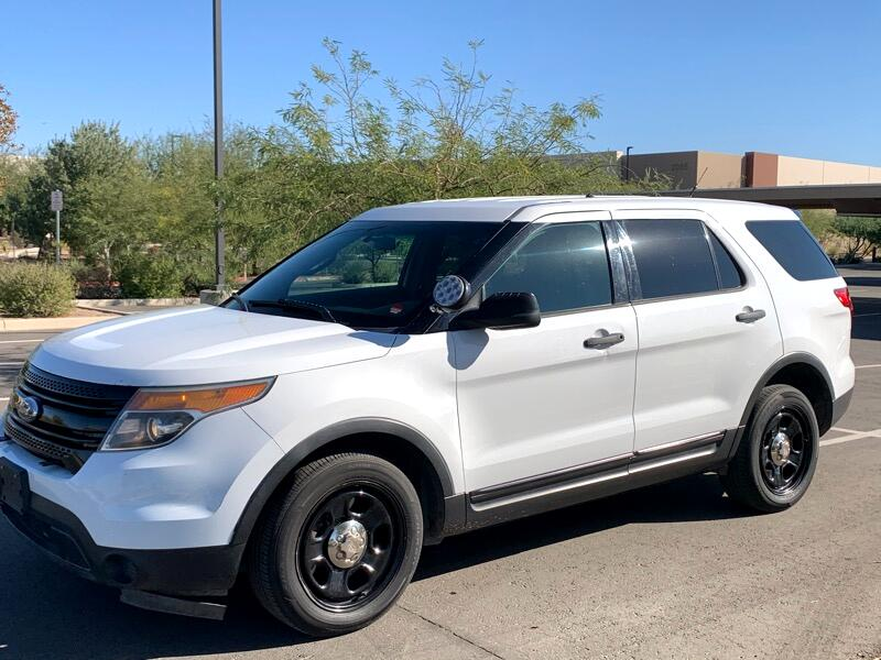 Ford Police Interceptor Utility AWD 2013