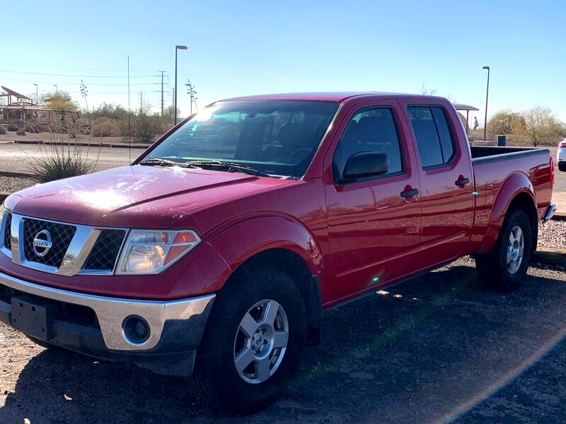 Nissan Frontier SE Crew Cab Long Bed 4WD 2008