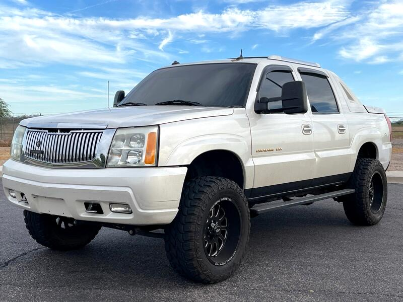 Cadillac Escalade EXT Sport Utility Truck 2003