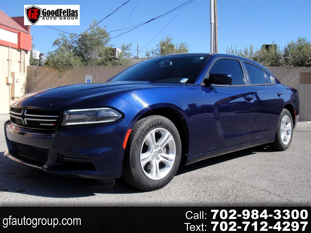 Dodge Charger 4dr Sdn SE RWD 2015