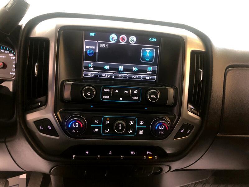 2014 Chevrolet Silverado 1500 2LT Double Cab 4WD