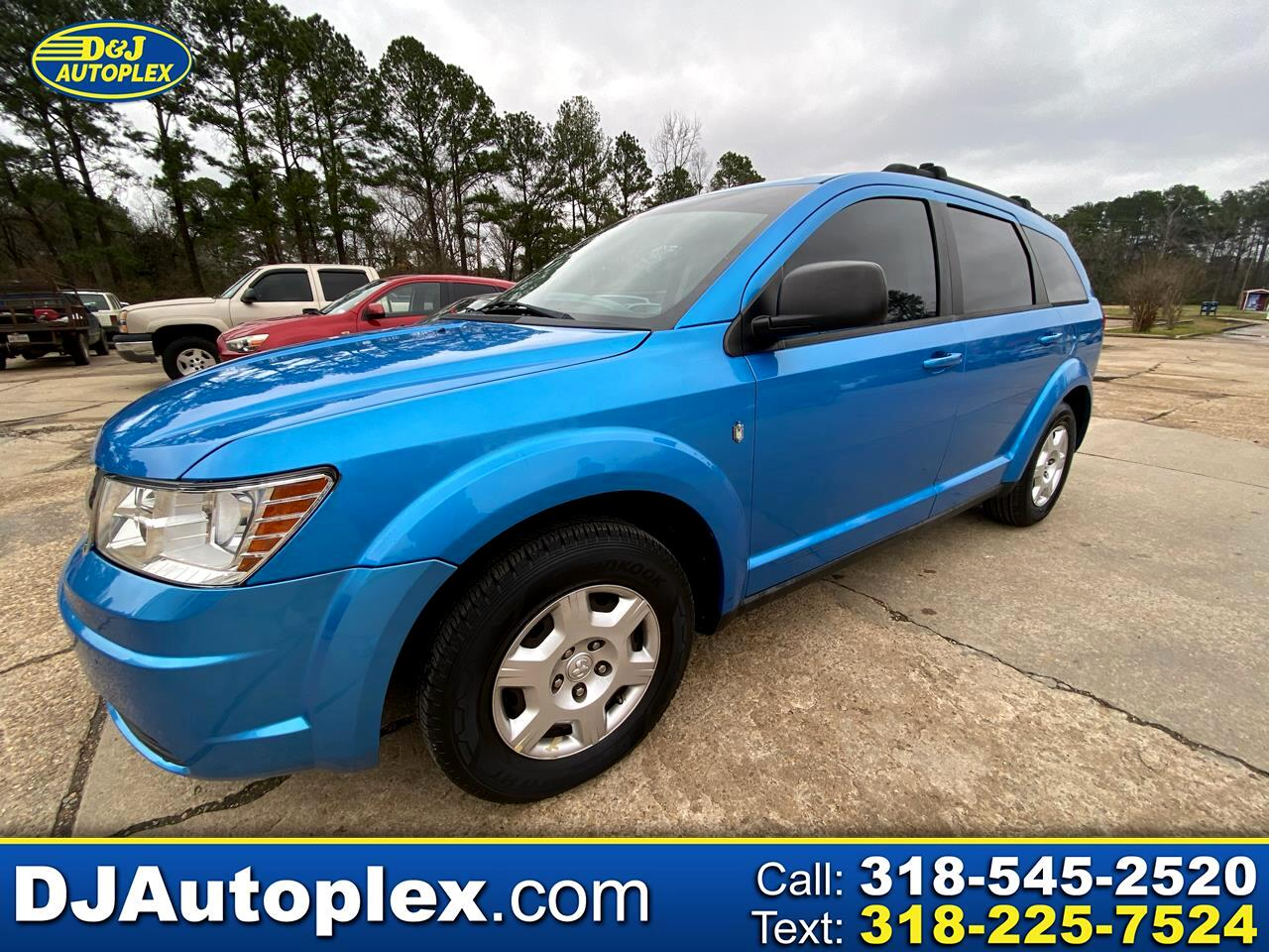 Dodge Journey FWD 4dr SE 2009