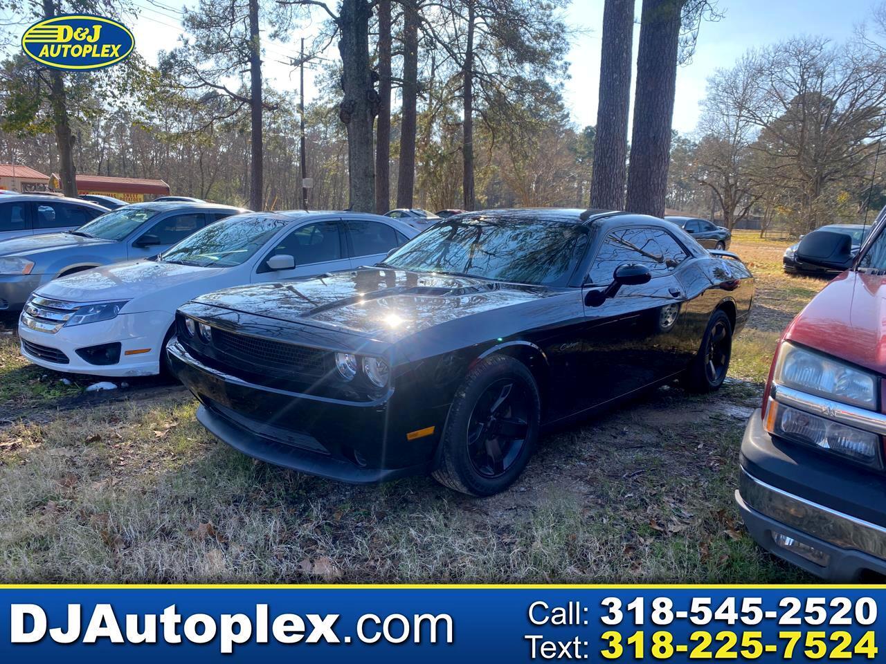 Dodge Challenger 2dr Cpe SXT 2014